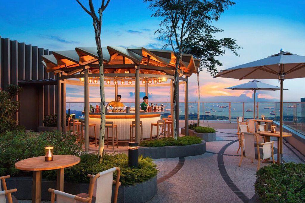 Quiet Bars in Singapore